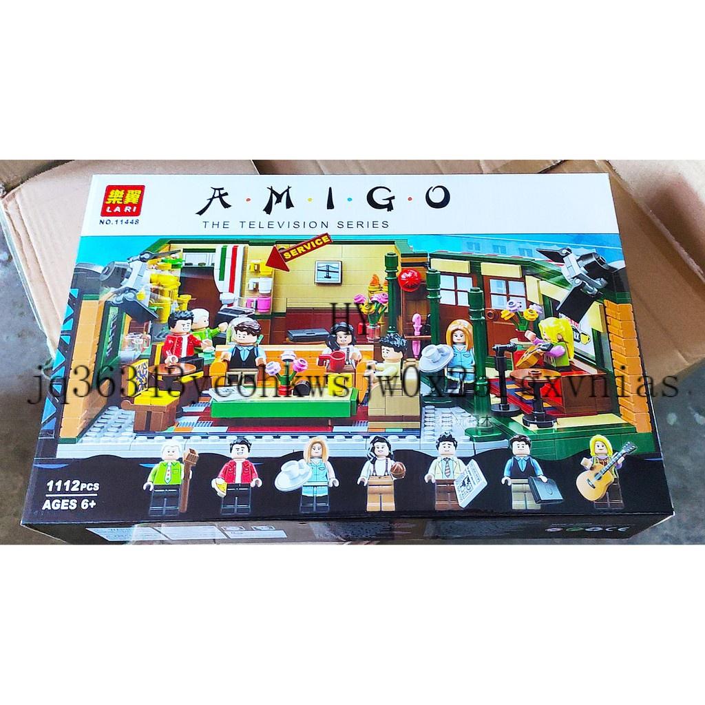 預購/樂翼11448 六人行 Friends 老友記 中央公園 咖啡廳 LEGO21319【熱銷】