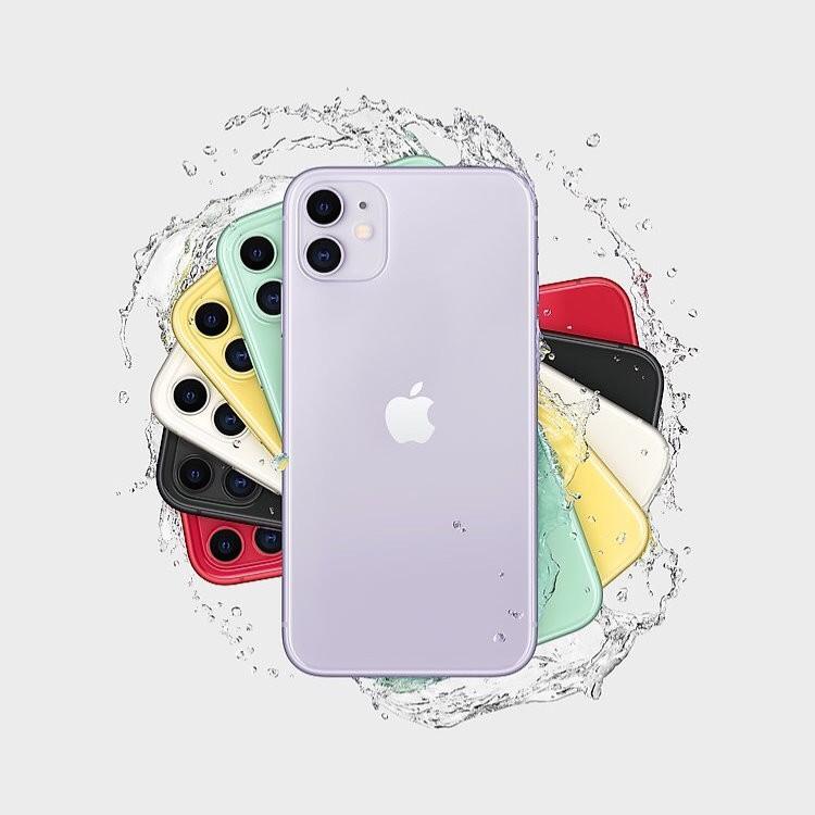 Apple iPhone 11 6.1吋 A13 64G/128G/256G [新版][公司貨] ee7-1