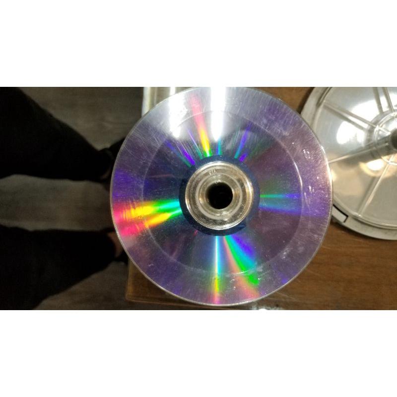 Sunpower 藍光dvd燒錄片 50片