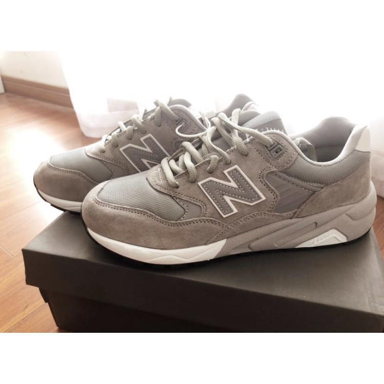 New Balance  元祖灰 MRT580DS 慢跑鞋 運動鞋 厚底 BigShoe
