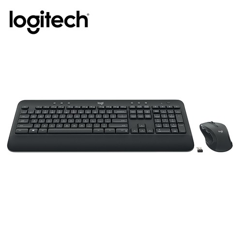羅技Logitech MK545 雷射無線鍵盤滑鼠組/Unifying接收器