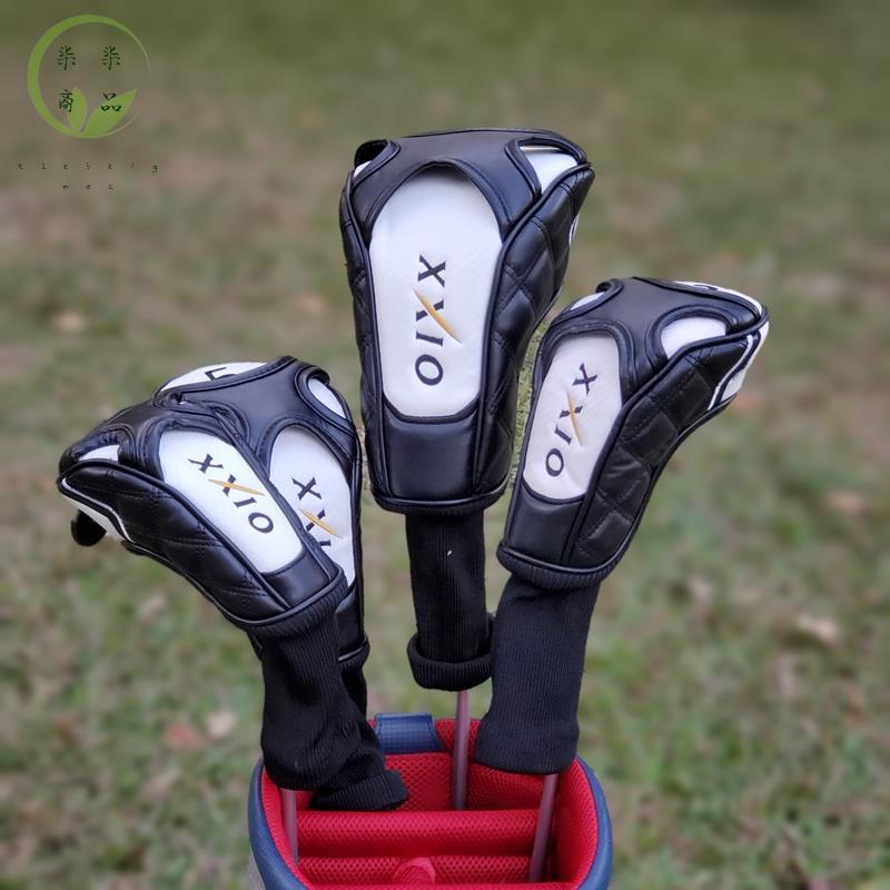 XXIO高爾夫木桿套 桿頭套 帽套球桿保護套 XX10球頭套高爾夫球桿柒柒商品