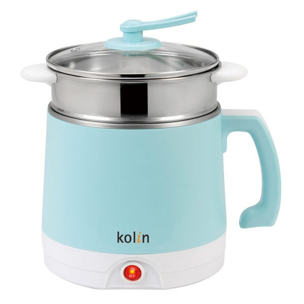 Kolin 歌林 2L雙層防燙不鏽鋼多功能美食鍋 KPK-LN200S