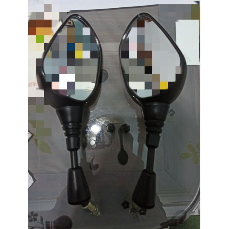 二手原廠勁戰四代後照鏡 附正反牙增高螺絲