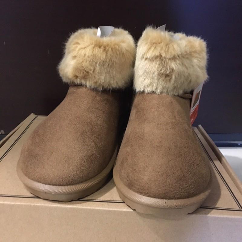 雪靴 低筒短靴 低筒雪靴