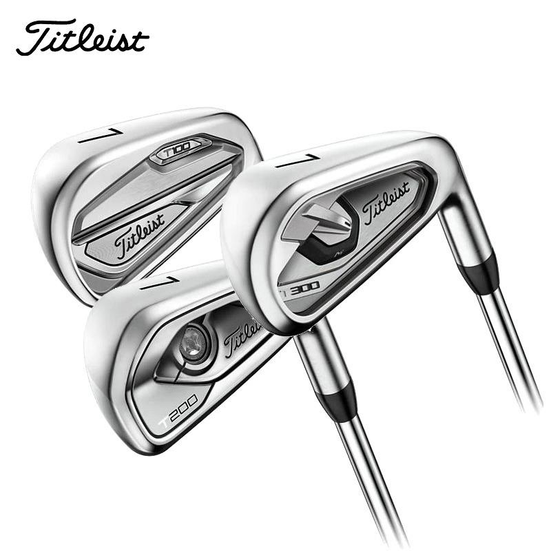 特價【高爾夫】【正品】Titleist高爾夫球桿T100/T200/T300鐵桿組男士球桿新款