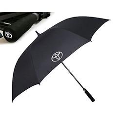 男女自動折疊晴雨傘超大長傘反向傘燈光傘TOYOTA豐田汽車4S禮品傘