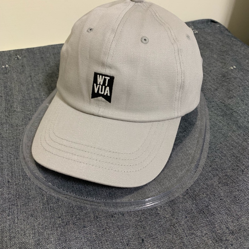 c2efd7f2 現貨2019SS WTAPS DAD 02 / CAP. COTTON. TWILL 灰色| 蝦皮購物