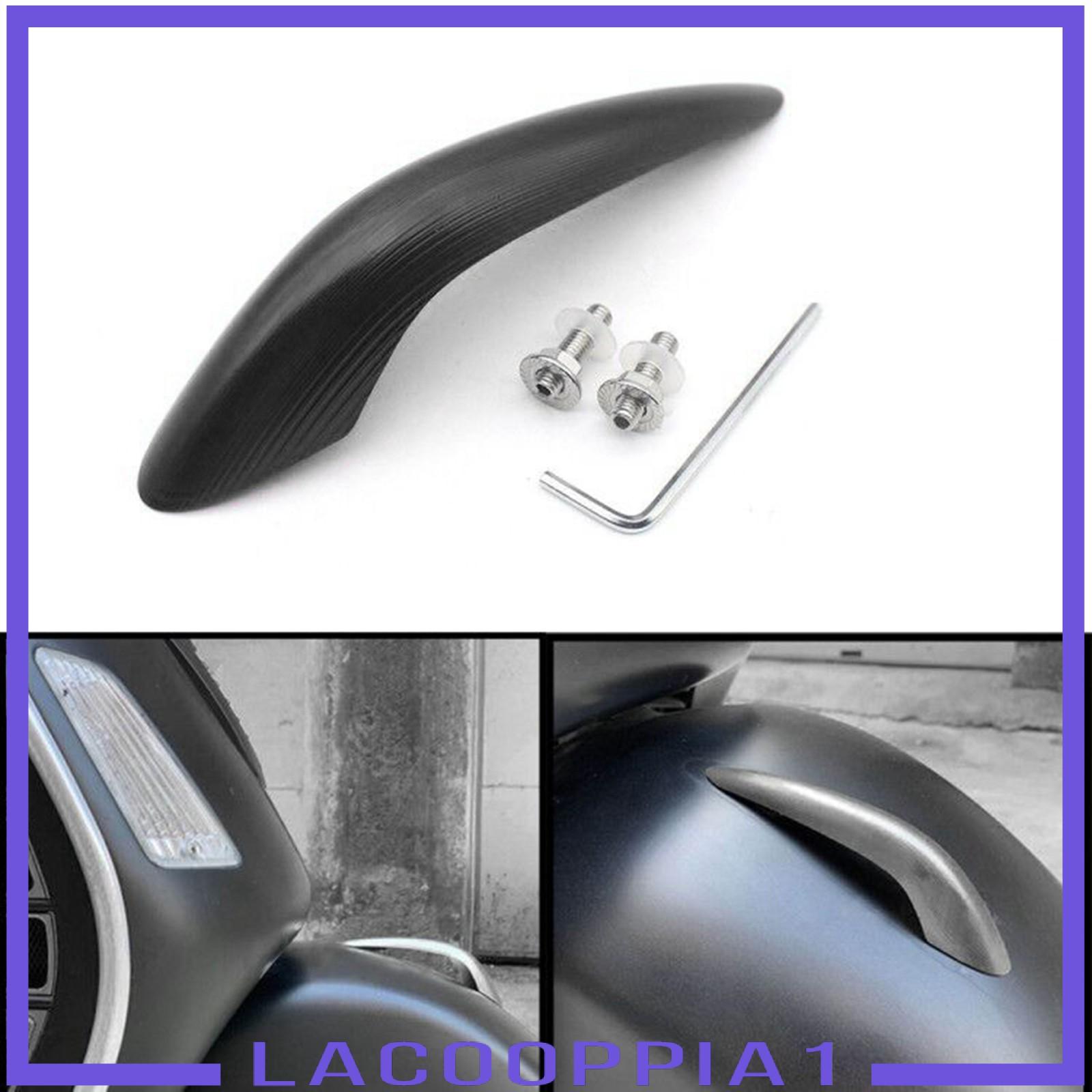 [Lacooppia1] 用於 Vespa Gts Gtv 250 300 的 Cnc 鋁前擋泥板擋泥板鼻喙