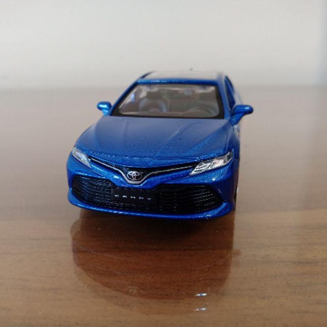 全新盒裝~1:43~豐田TOYOTA CAMRY 合金模型玩具車