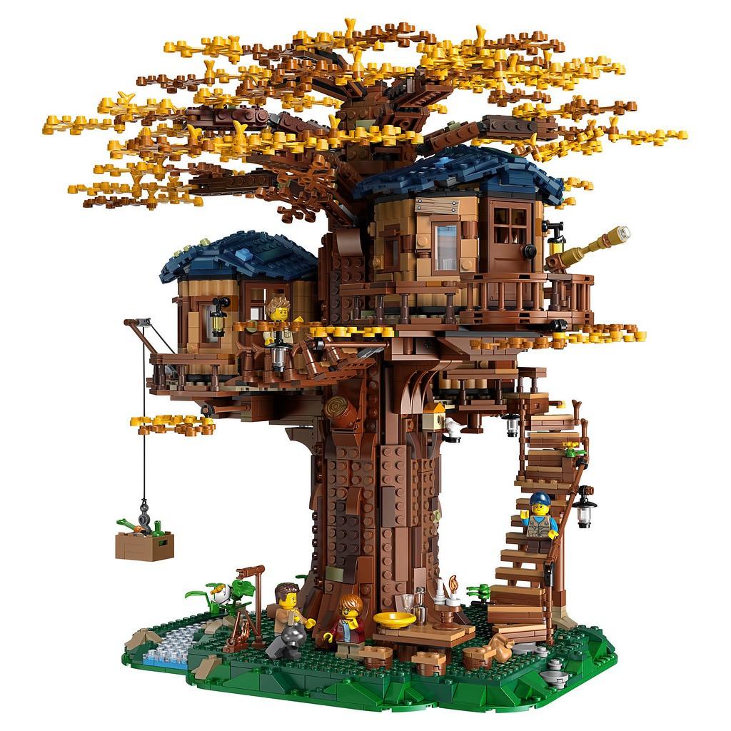 【現貨供應中】LEGO 樂高 21318 IDEAS系列 樹屋