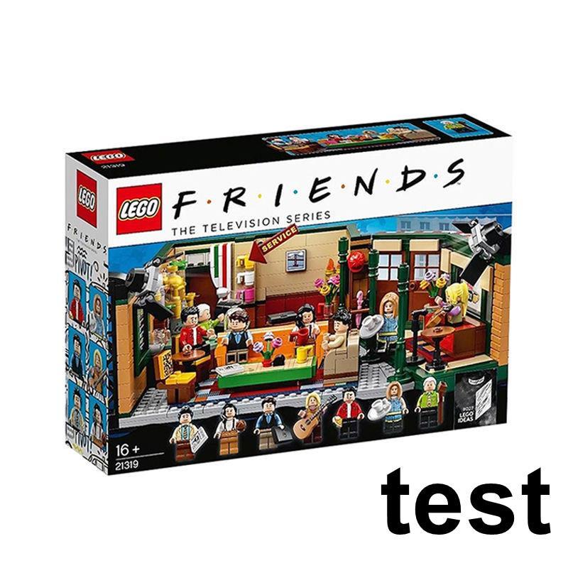 [浣熊熱賣]【正版現貨】樂高 LEGO 21319 Friends Central perk 老友記