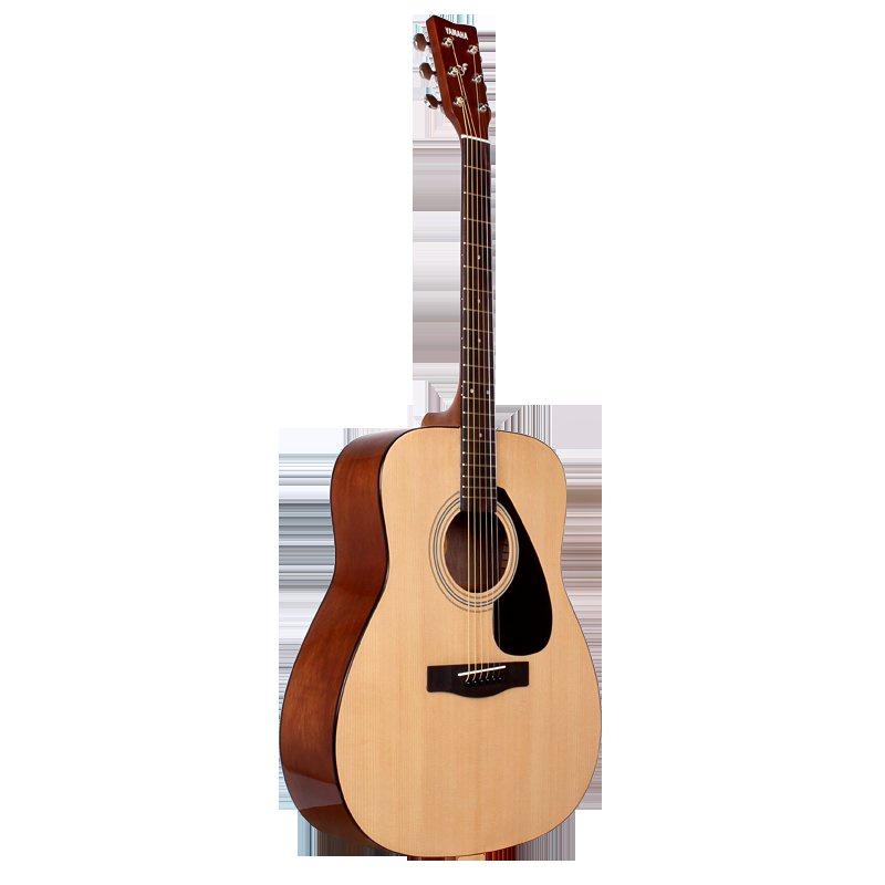 正品YAMAHA雅馬哈f310 f600民謠吉他初學者入門學生男女電箱41寸