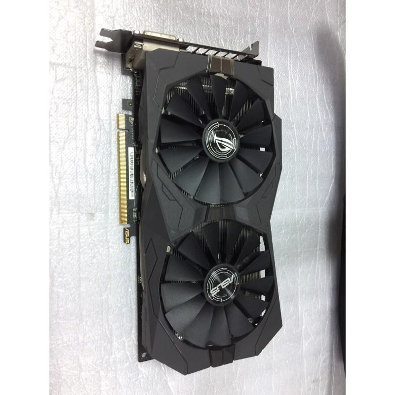 ASUS 華碩約STRlX-RX470-O4G-GAMlNG 4G 二手良品 $4000