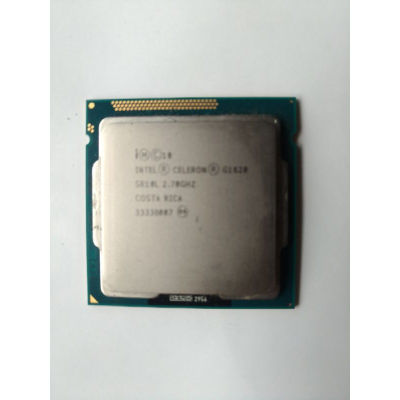 英特爾 Intel 1155腳位 CPU G1620 i5-2400 i5-3470 i5-3570k 中古二手良品