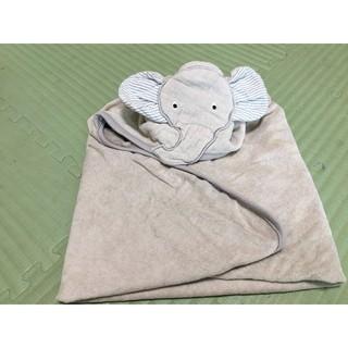 carter's 兒童 大象浴巾 二手