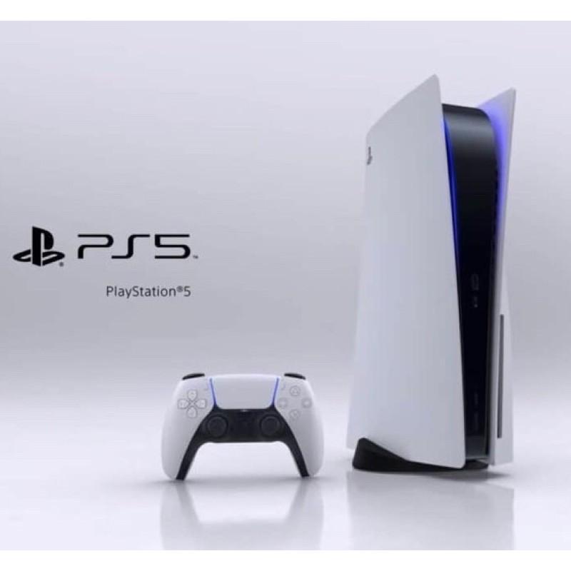 [三重波波電玩] 全新現貨 PS5 主機 SONY PlayStation 5 主機 台灣公司貨 一年保固