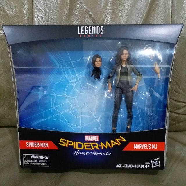 代理 漫威 Marvel legends 蜘蛛人 返校日 6吋 女友 MJ 離家日 蜜雪兒