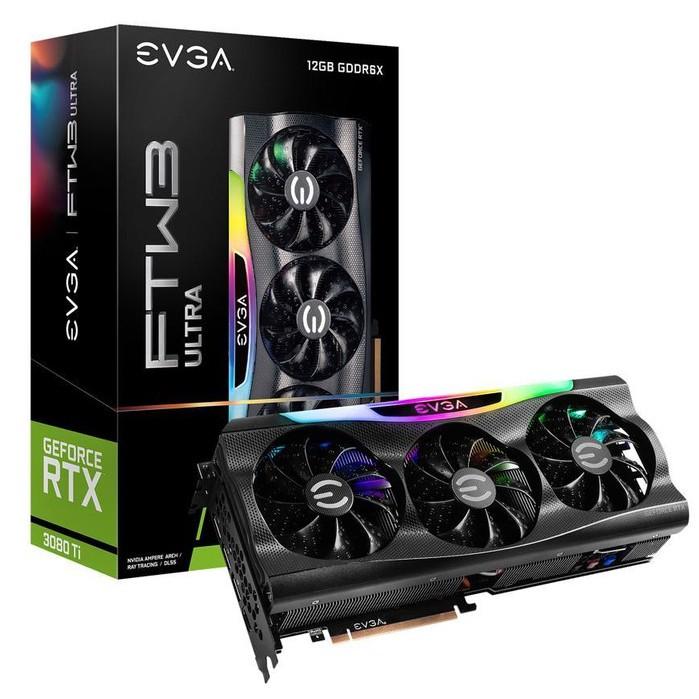 全新現貨 EVGA GeForce RTX 3080 Ti FTW3 ULTRA GAMING