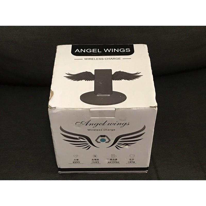 天使之翼 極致黑天使之翼「限量版」無線充電座