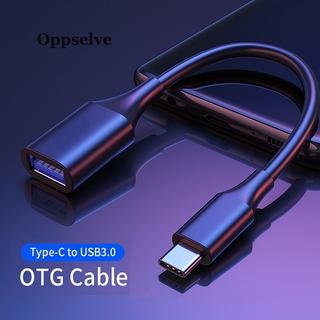 3.0USB-C转USB-A适配器OTG雷电转换器头数据线