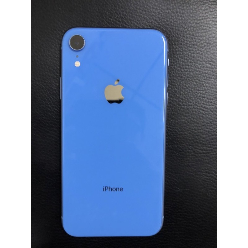 iPhone XR 64g藍色 二手 中古