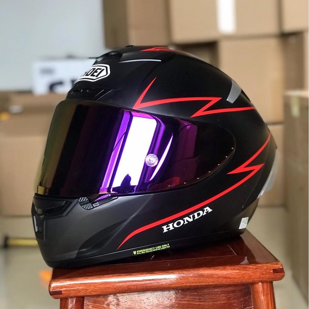 日本原裝 SHOEI X14 X-14 啞光本田 全罩式 安全帽 X-FOURTEEN 實拍