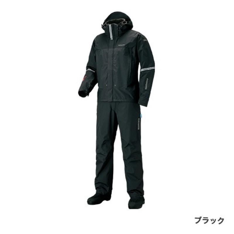 《嘉嘉釣具》SHIMANO RT-025S 防寒釣魚套裝 雨衣套裝 磯釣
