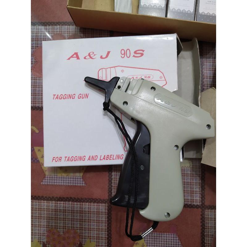 打標槍 吊牌槍 含釘+標 二手