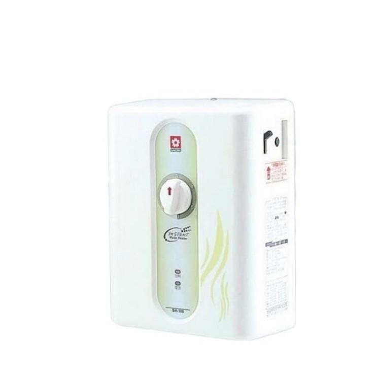 櫻花 SH-186 五段調溫 順熱式 電熱水器 (H186同款)【高雄永興照明】