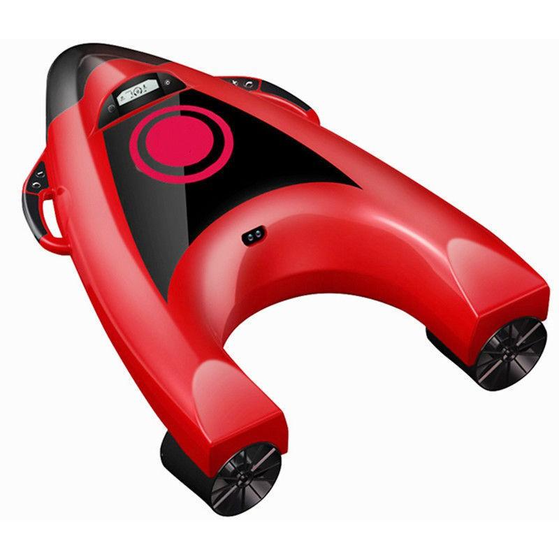 【免運費】舜卓戶外電動沖浪板動力助推游泳器劃水板智能救生圈水上滑板水中