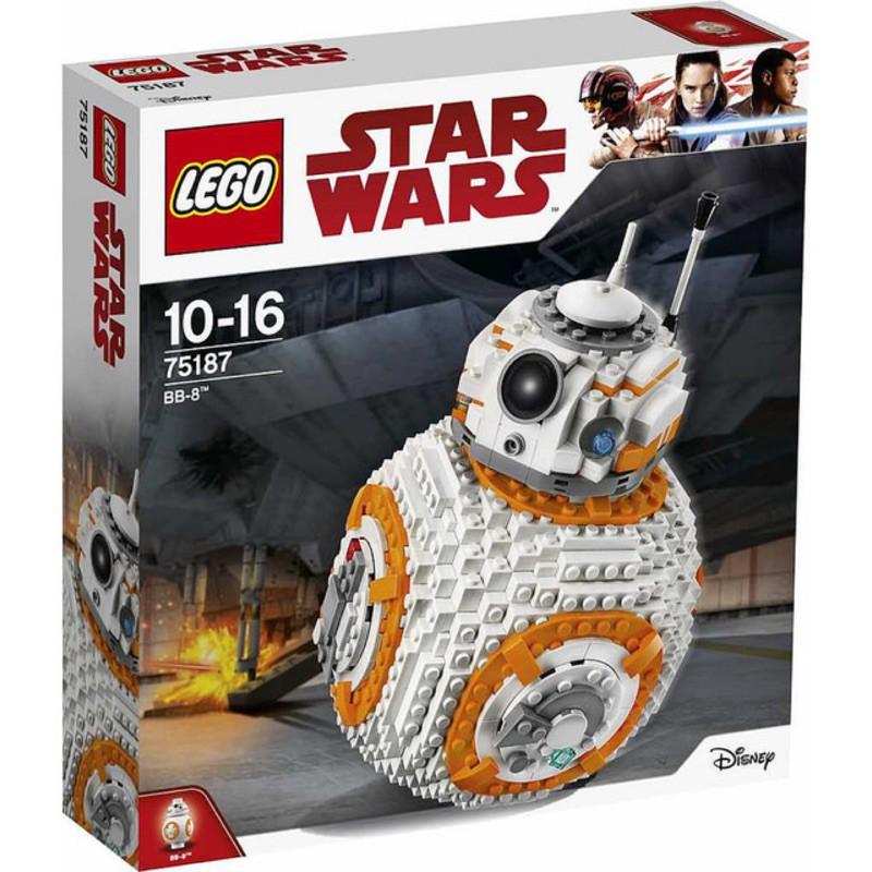 [ 玩樂磚家 ] LEGO 75187 BB-8 星際大戰Star Wars