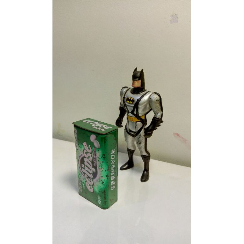 "Kenner 1993 DC. 蝙蝠俠 3.75""  BATMAN ACTION FIGURE BATMAN"