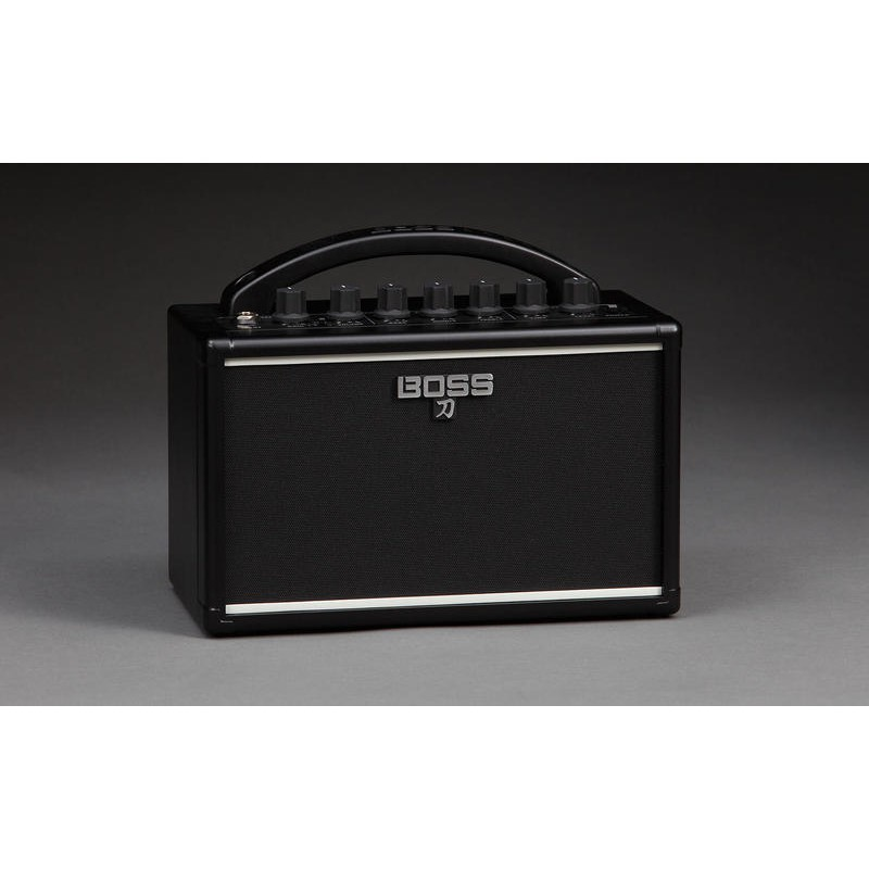 【成功樂器 . 音響】BOSS KATANA 刀 MINI 電吉他 7瓦 小音箱 居家 旅行 練習必備 迷你音箱