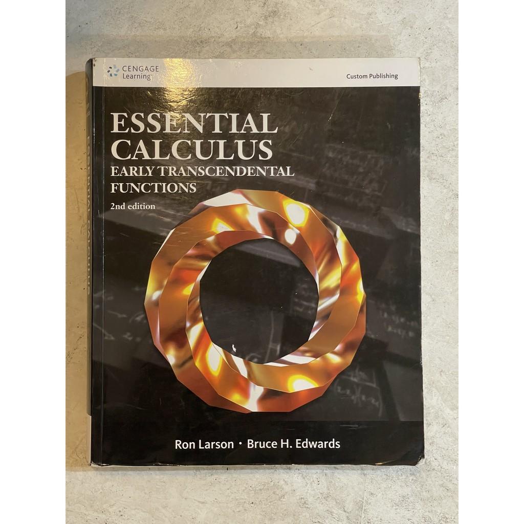 Essential Calculus 2/e Ron Larson 9781285558196