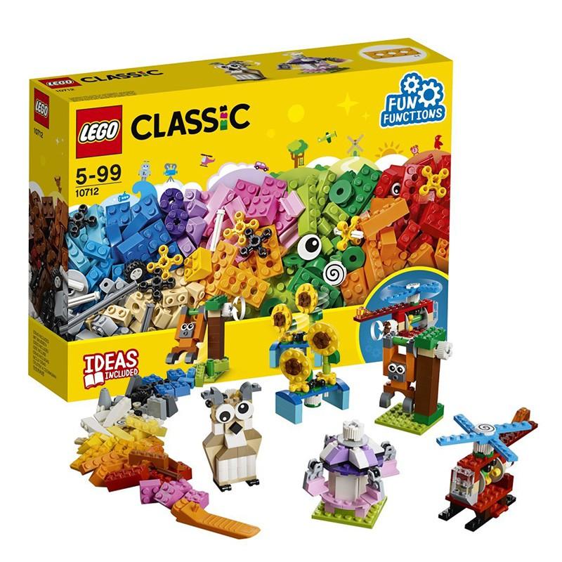 QC451  \n\n樂高積木經典創意系列齒輪創意拼砌盒10712男孩子拼裝玩具classic