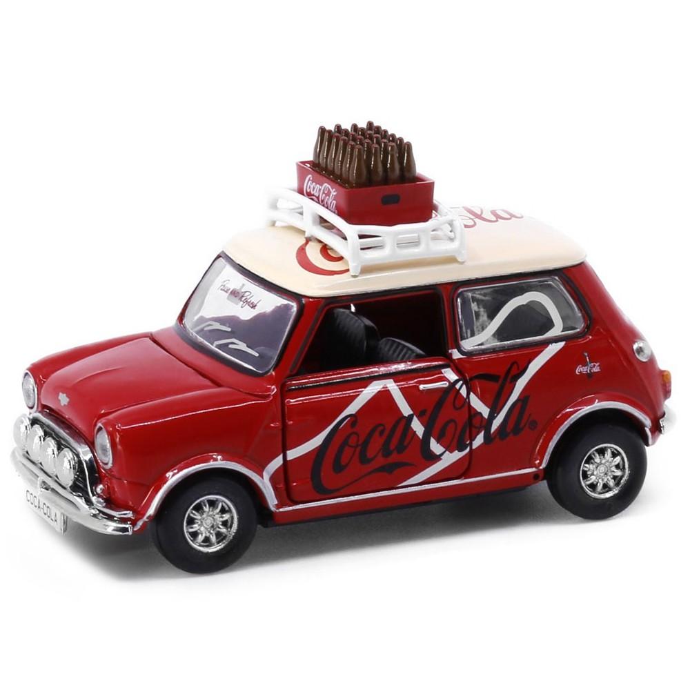 TINY 微影-城市 合金車仔 Mini Cooper Mk1 可口可樂 1/50 台灣代理版