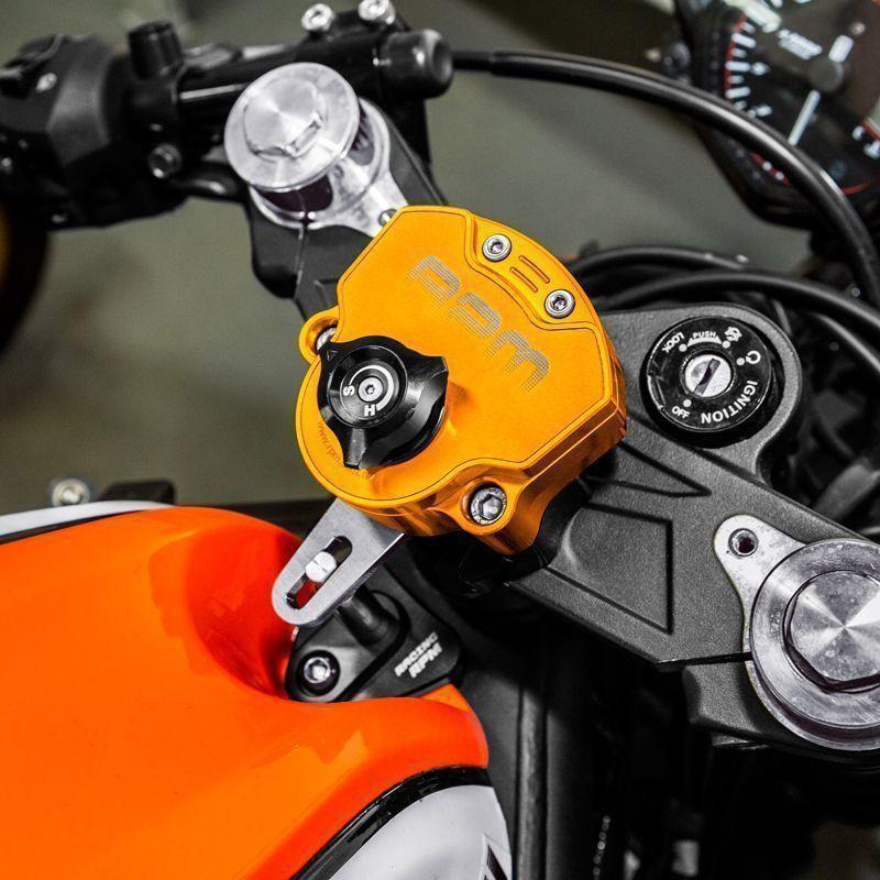 誠一機研 RPM YZF-R3 轉體式防甩頭組 改裝 YAMAHA 防甩頭 320cc 山葉
