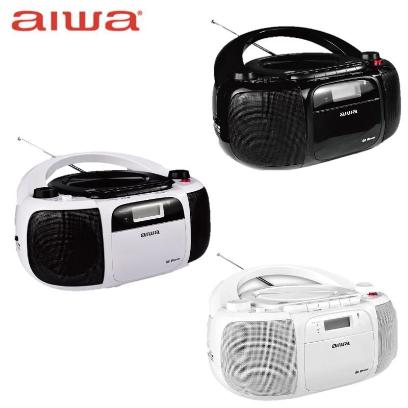 (免運) AIWA 愛華CD藍牙手提音響 CR-BUE40