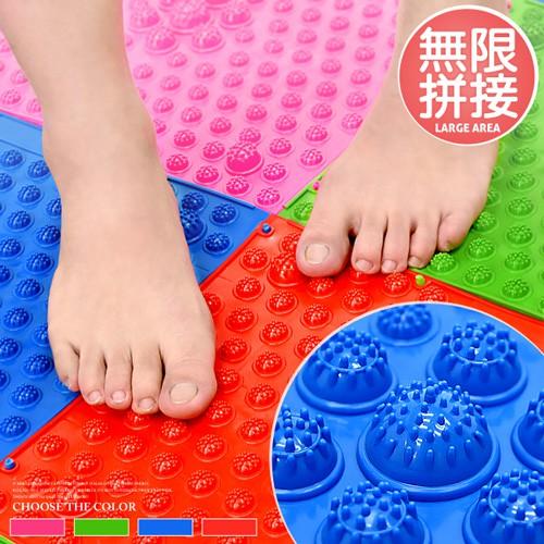 腳底按摩器TPE指壓板D072-TP68足底趾壓板.腳底按摩墊.穴道按摩步道.足部健康步道.指壓版踏墊腳踏板.腳底按摩板