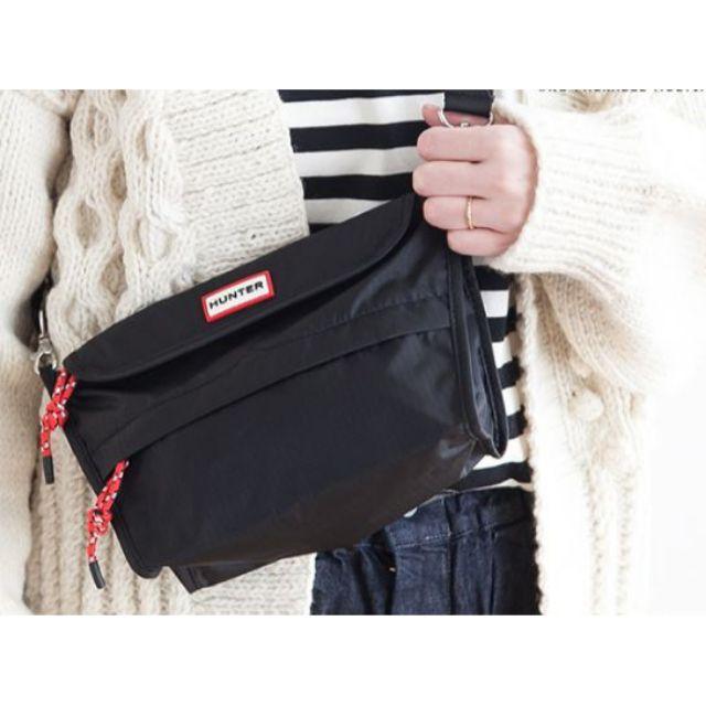 🇬🇧Hunter Original斜背包包/側背小包 收納小包 全新 Hunter包包