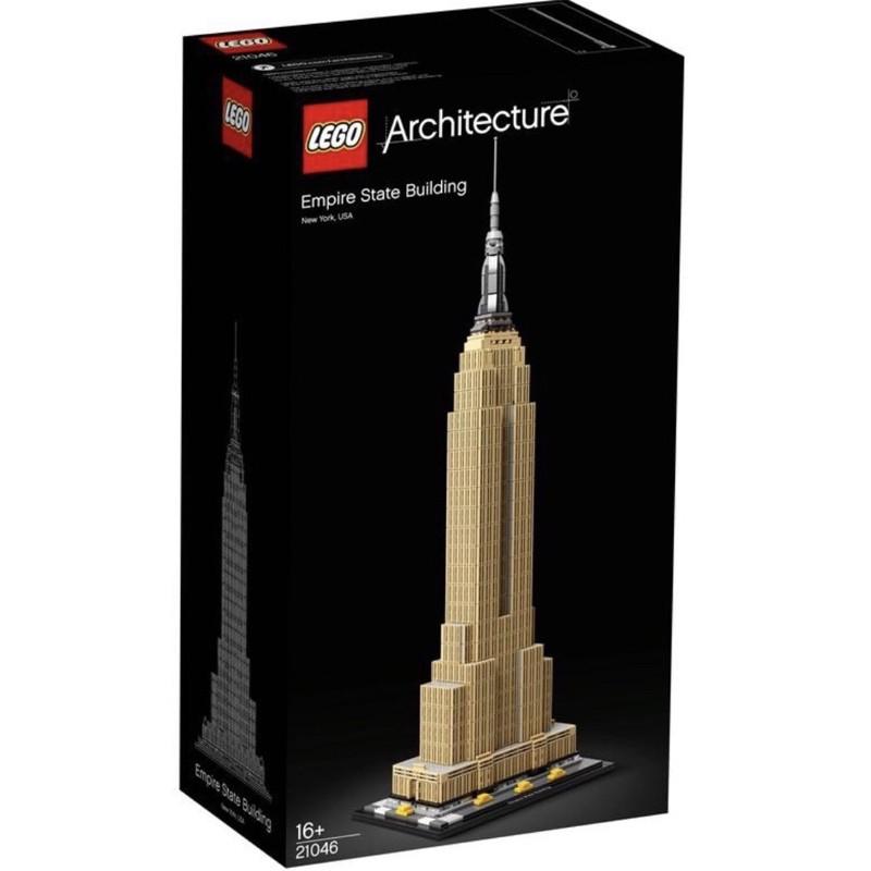 樂高 LEGO 21046 建築系列 帝國大廈