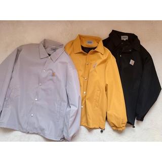 新款 Carhartt 日版🇯🇵卡哈特 教練夾克 秋季 防風夾克外套 工裝夾克 男女款