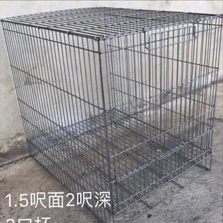 「現貨」1.5尺/ 2尺鍍鋅鳥籠 高雄市