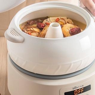 電燉鍋電汽鍋隔水蒸鍋燉盅煲湯家用全自動陶瓷養生電砂鍋慢燉