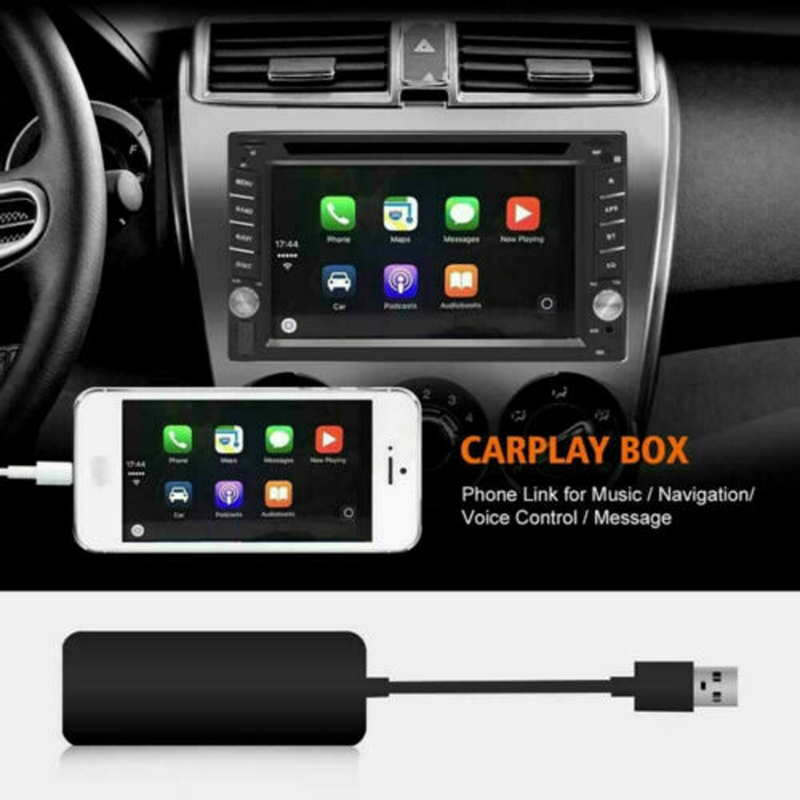 用於Android Car Auto Navigation Player的Carlinkit USB IOS CarPl
