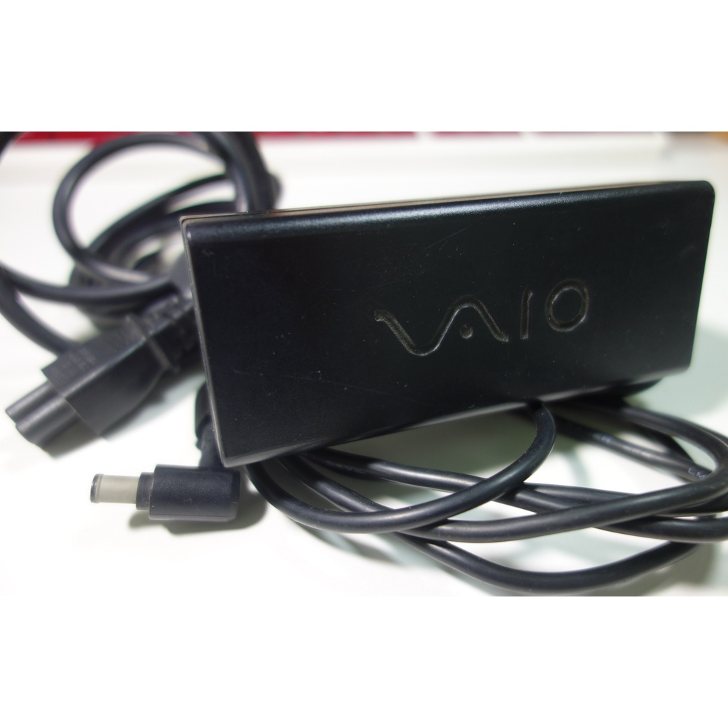 [二手] Sony VAIO 19.5V 4.7A VGP-AC19V36 筆電 原廠 變壓器