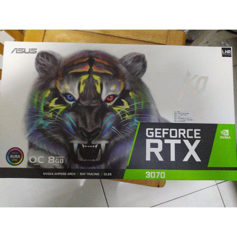 二手 華碩 ASUS RTX3070 8G LHR