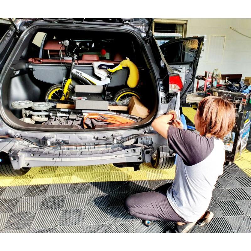 銳訓汽車 台南麻豆 TOYOTA COROLLA CROSS 盲點 偵測系統 替換式鏡片