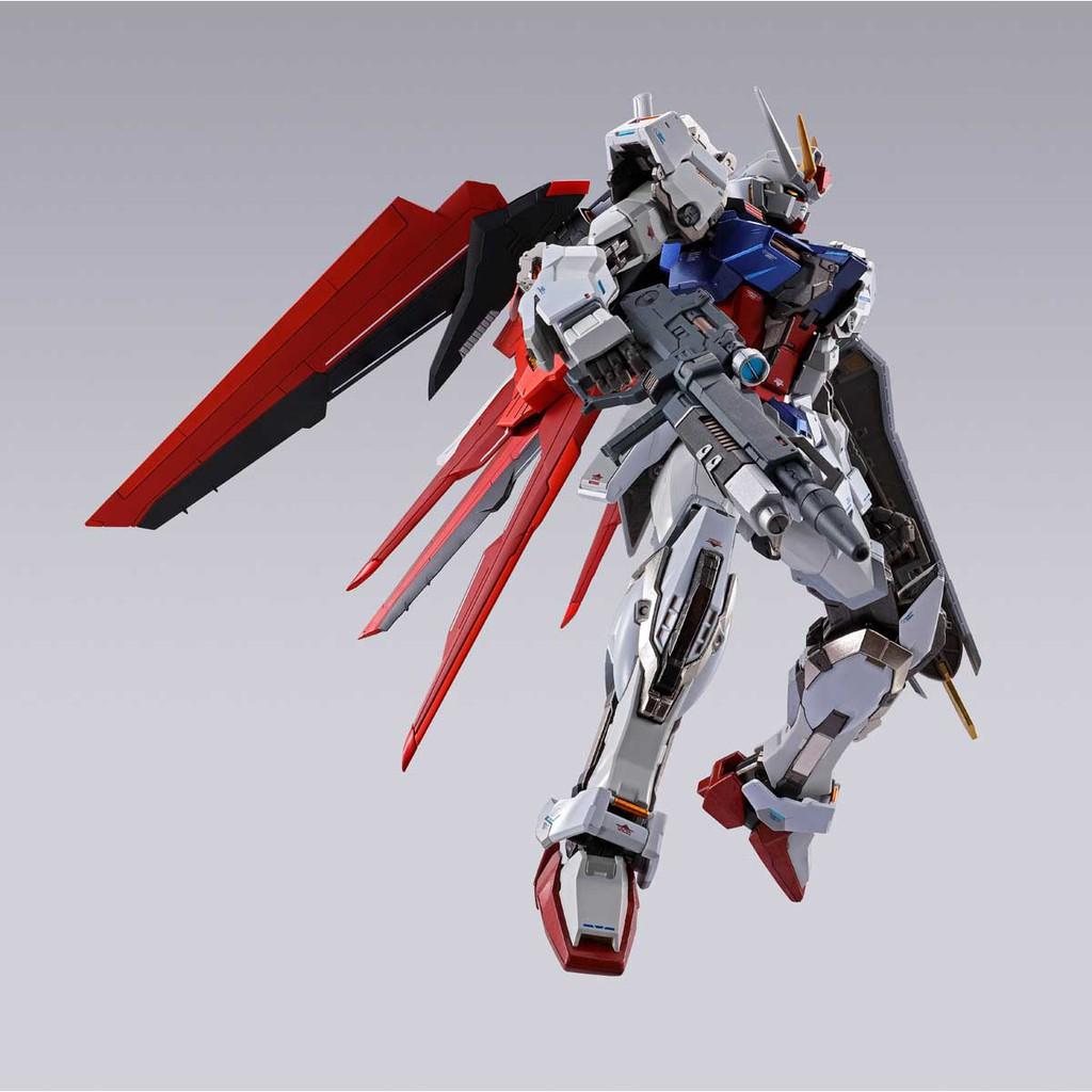 Metal Build Aile Striker / MB / 攻擊鋼彈 配件包 翔翼 背包 / 翔翼裝備